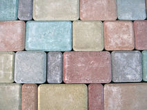 Abstract color stone diversity background, Stock Photos