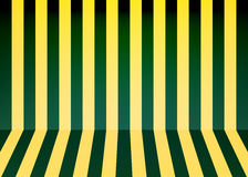 Abstract color stripes. Background, room interior. Vector illustration Stock Photos