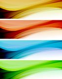 Abstract color template background. Royalty Free Stock Image
