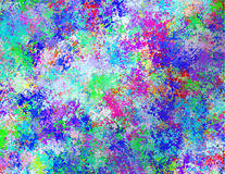 Abstract Color Texture Stock Photos