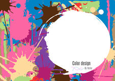 Abstract color Vector Stock Image