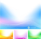 Abstract colore  Stock Photo