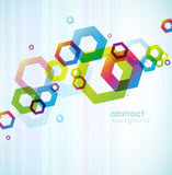 Abstract colored. Royalty Free Stock Photos