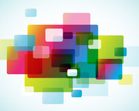 Abstract colored background. Royalty Free Stock Photos
