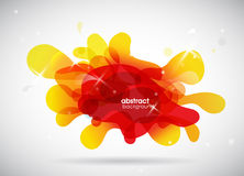 Abstract colored background Royalty Free Stock Photos