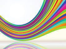 Abstract colored background Stock Photos