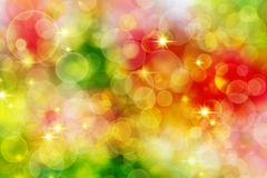Abstract colored background bokeh. Christmas background.Abstract colored background bokeh royalty free illustration