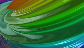 Abstract colored background with bokeh effect. Backdrop Royalty Free Stock Images