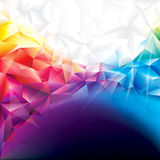 Abstract Colored Background. stock photo