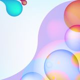 Abstract colored background. + EPS10 Stock Images