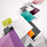 Abstract colored background vector illustration
