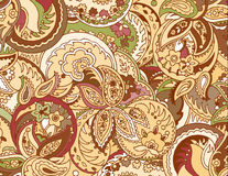 Abstract colored background from a variety of patterns. Vector Stock Photos