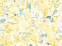 Abstract colored background from a variety of patterns. Vector Stock Photo