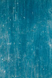 Abstract Colored Blue Texture With Cracks And Unevenness Of Paint Stock Photos