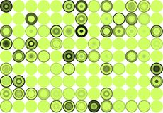Abstract colored circles, bubbles, sphere or ellipses shape pattern. Backdrop, illustration, art & round. Abstract colored circles, bubbles, sphere or ellipses Stock Photo