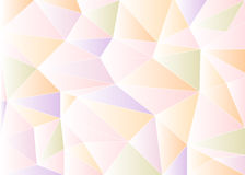 Abstract colored geometric background Royalty Free Stock Photos