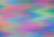 Abstract colored illustration. Art mixed rainbow Royalty Free Stock Photo