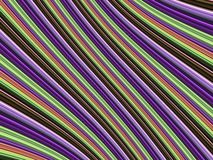 Abstract Colored Lines Background 05 Stock Photos