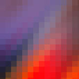 Abstract colored mosaic background Royalty Free Stock Image
