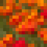 Abstract colored mosaic background Royalty Free Stock Photo