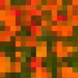Abstract colored mosaic background Stock Images