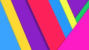 Free Abstract Colored Papers Texture For Geometric Background Stock Images - 143402684