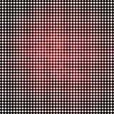 Abstract  colored round dots background Stock Image