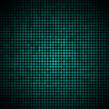 Abstract  colored round dots background. Teal Royalty Free Stock Photo