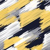 Abstract colored seamless background stock illustration