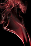 Abstract colored smoke Royalty Free Stock Photography