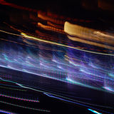 Abstract colorful backdrop. Light Painting Photography. Stock Image