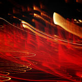 Abstract colorful backdrop. Light Painting Photography. Royalty Free Stock Images