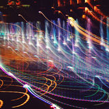 Abstract colorful backdrop. Light Painting Photography. Royalty Free Stock Photography