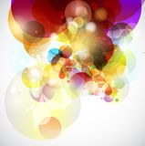 Abstract colorful background. Stock Images