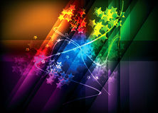 Abstract colorful background Stock Photos