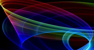 Abstract colorful background. High quality render stock illustration