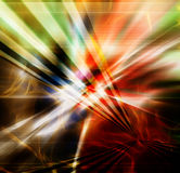 Abstract colorful background. Abstract futuristic background, neon lights Royalty Free Stock Images