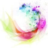 Abstract colorful background Royalty Free Stock Image