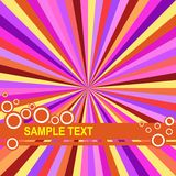 Abstract colorful background. With space for your text Royalty Free Stock Photos