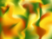 Abstract colorful background. Of twist yellow and green Stock Photos