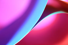 Abstract colorful background. Beautiful background from line, curve of the color paper Royalty Free Stock Photography