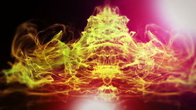 Abstract colorful background stock video