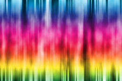 Abstract colorful background with blur center Stock Photography