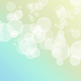 Abstract colorful background bokeh. Stock Photos