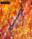 Abstract colorful background. Colorful abstract bright background. Wallpaper. Decorative design texture Stock Photo