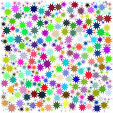 Abstract colorful background. Colorful abstract bright background. Wallpaper. Decorative design texture Stock Photos