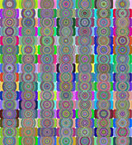 Abstract colorful background. Colorful abstract bright background. Wallpaper. Decorative design texture Royalty Free Stock Photography