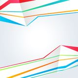 Abstract colorful background for business artworks. . Royalty Free Stock Images