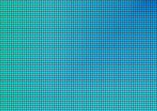 Abstract colorful background in cyan and blue tones Stock Photography