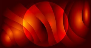 Red bright gradient effects blurs background stock photography